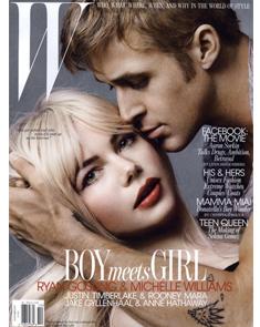 W Magazine | October 2010