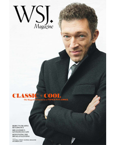WSJ Magazine | December 2010