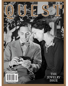 Quest Magazine   May 2013