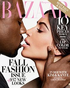 Harper's Bazaar   September 2016