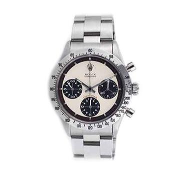 A Paul Newman Daytona Chronograph Wristwatch, By Rolex, Circa 1960