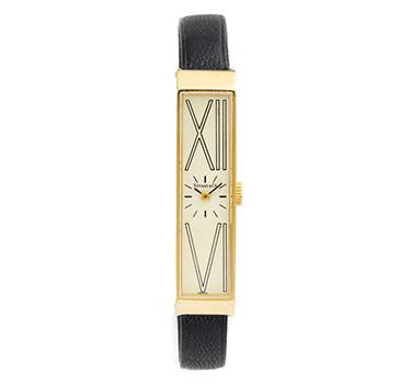 A Retro Gold Wristwatch, By Tiffany & Co., Circa 1945