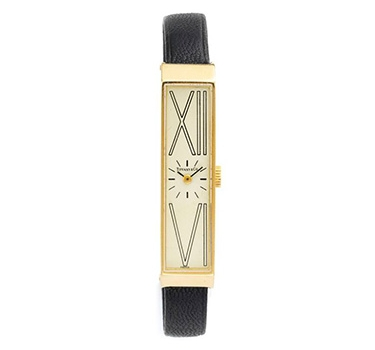 A Retro Gold Wristwatch, By Tiffany & Co., Circa 1945