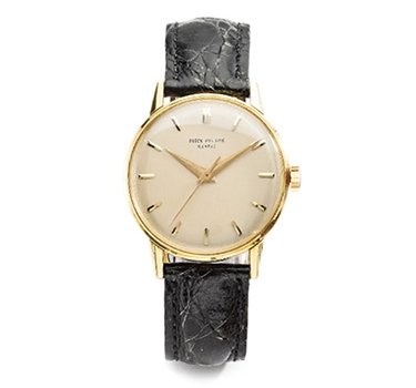 Patek Philippe: A Gold Wristwatch Ref. 3411, Circa 1959