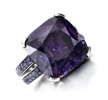 A Spinel Of 23.38 Carats, By Hemmerle