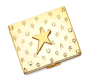 A Gold Tone Vanity Case, By Paul Flato