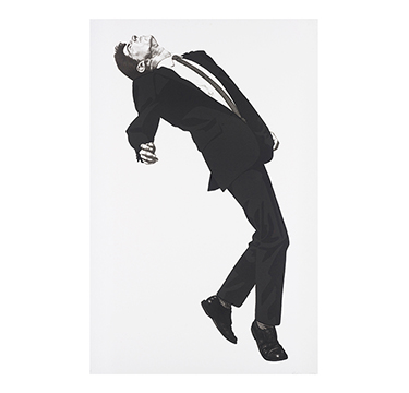 Robert Longo, 'Jules' 2002, Numbered 111/120