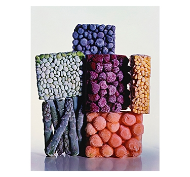 Frozen Foods, New York City, By Irving Penn, Edition Of 33