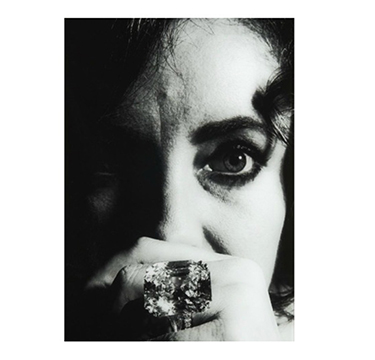 Untitled (Elizabeth Taylor and the Krupp Diamond), Enrico Sarsini, 1963, #1 of 30