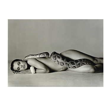 Nastassja Kinski and the Serpent, Richard Avedon, June 14, 1981, # 69/200