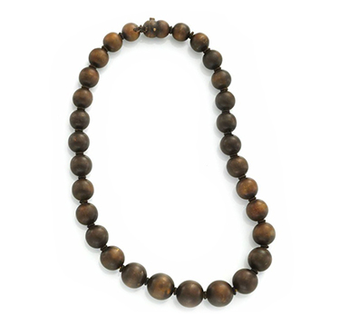 A Patinated Copper And Gold Ball Link Necklace, By Hemmerle