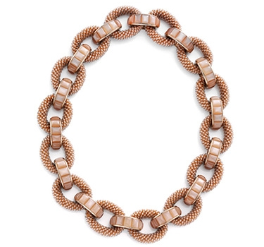 A Moonstone Necklace, By Hemmerle