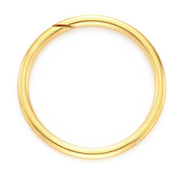 A 22k Gold Bangle, by Cartier, circa 1965