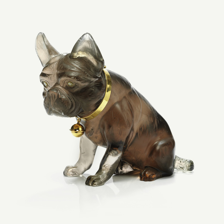 FD TABLETOP | Asprey Bull Dog