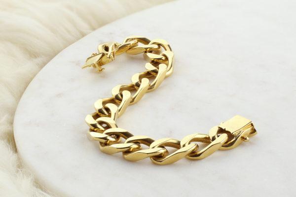 Cartier Gold Bracelet