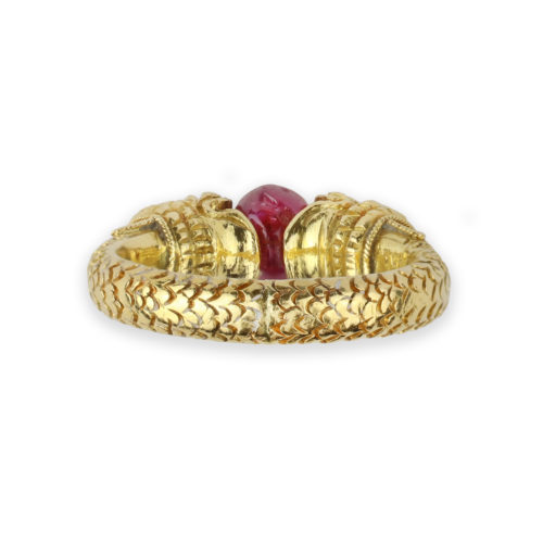 Van Cleef & Arpels Ruby Ring