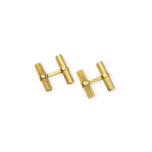 Van Cleef & Arpels Pair of Gold Cufflinks