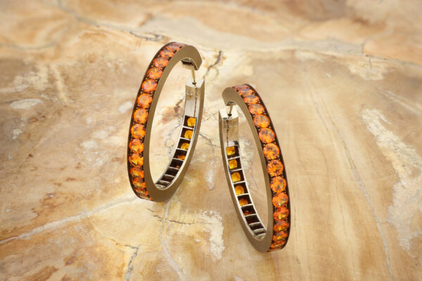 Hemmerle Hoop Earrings